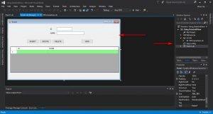 Menggunakan DataGridView di Visual Basic