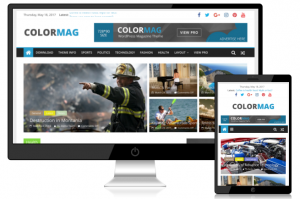 Colormag-Theme