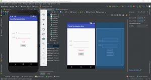 Source Code Android Hitung Luas Persegi