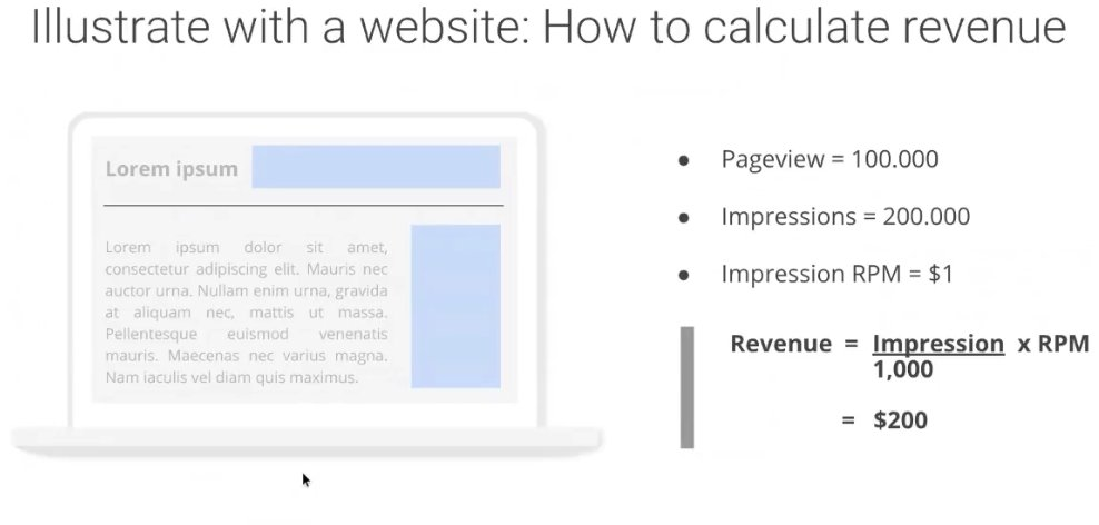 Apa itu Pageview, Impression, RPM, CTR (RKT), CPC (BPK) di Google Adsense-2