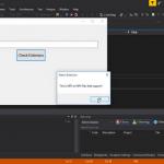 Filter Ekstensi File VB.NET