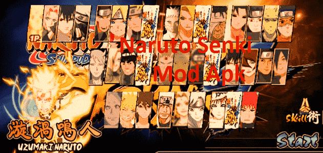 Naruto Senki Mod Apk