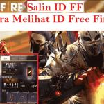 Cara Salin ID Free Fire
