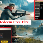 Free Fire Reward Redeem Code