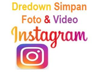 Dredown Instagram Download