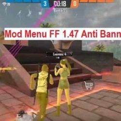 Mod Menu FF 1.47 Apk