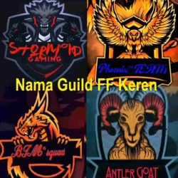 guild nama ff keren