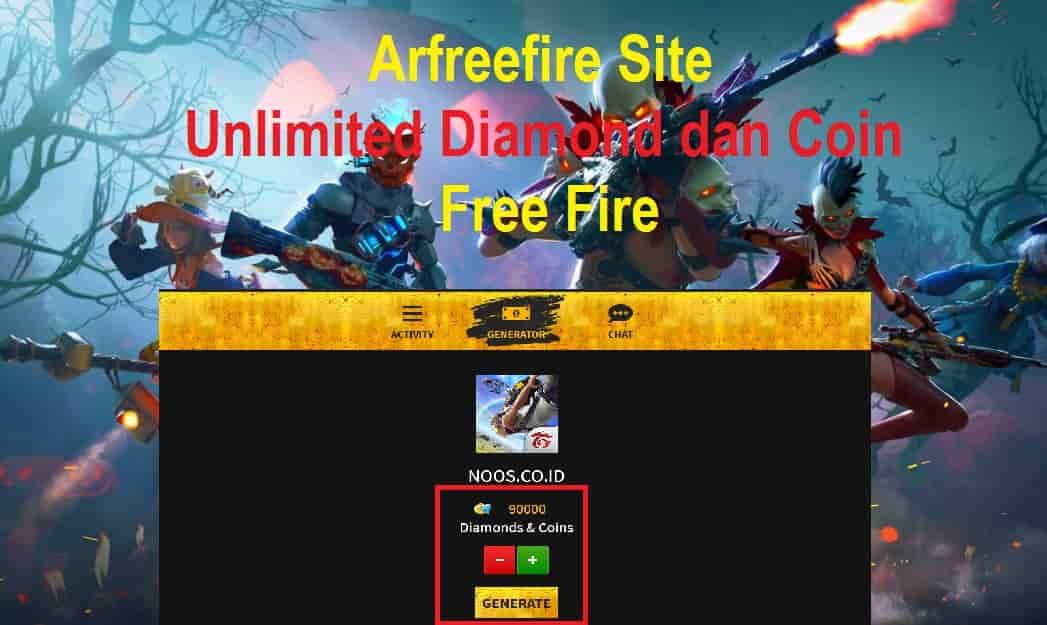 Arfreefire Site