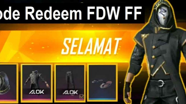 Kode Redeem FDW