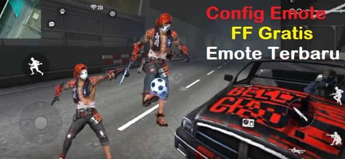 Config Emote FF