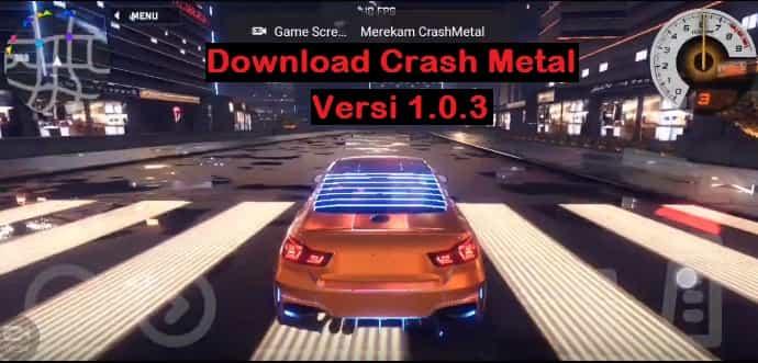 Crash Metal Mod Apk