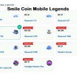 Smile Coin Mobile Legends