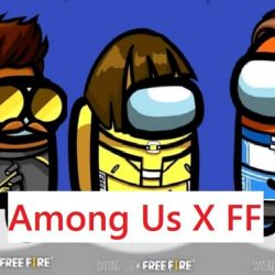 Among Us X FF