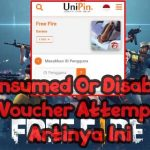 Consumed Or Disabled Voucher Attempt