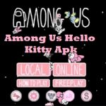 Among Us Hello Kitty Apk