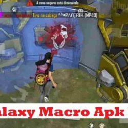Galaxy Macro Apk FF