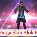 Harga Skin Alok FF