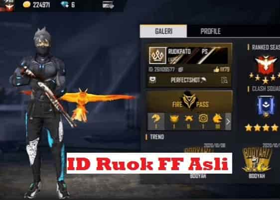 ID Ruok FF