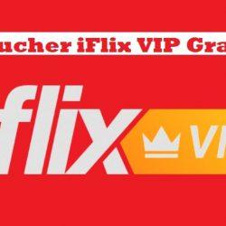 Voucher iFlix VIP