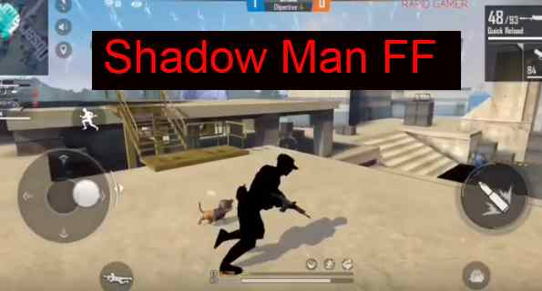Shadow Man FF
