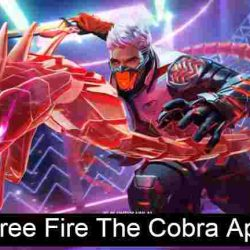 Free Fire The Cobra Apk