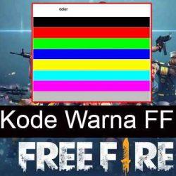 Kode Warna FF