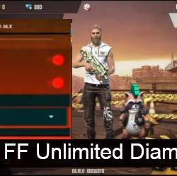 Mod FF Unlimited Diamond Apk