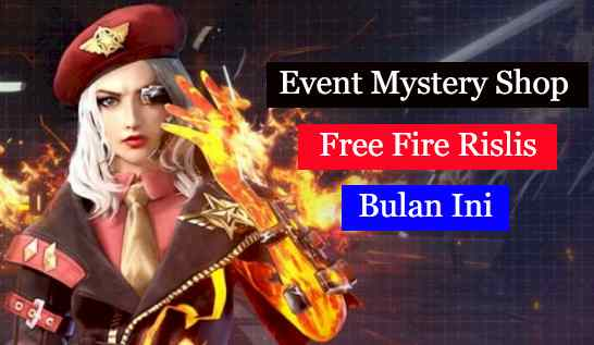 Mystery Shop FF Maret 2021
